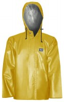 Viking Journeyman Hooded PVC Yellow Jacket - 2XL