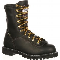 Georgia Men's Inuslated Low Heel Logger Work Boots - 8.5 WIDE