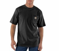 Carhartt Workwear Pocket T-Shirt (Black) Medium