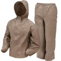 Frogg Toggs Khaki Rain Suit - Small