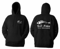 Grundens Eat Fish Sweatshirt - Medium