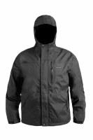 Grundens Weather-Boss Hooded Jacket Black - Medium