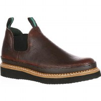 Men's Georgia Boot Gian Romeo Rust Color - 7