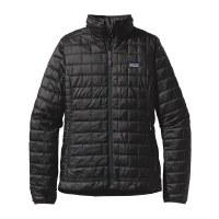 Patagonia Women's Nano Puff Jacket Black - Medium