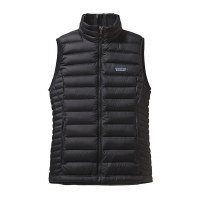 Patagonia Women's Down Sweter Vest Black - Small