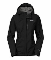 The North Face Womens's Dryzzle Jacket Black - XLarge