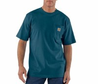Carhartt Workwear Pocket T-Shirt (Stream Blue) XLarge
