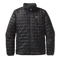 Patagonia Men's Nano Puff Jacket Black - Small
