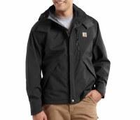 Carhartt Shoreline Jacket (Black) Large