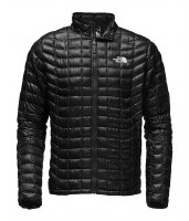 The North Face Men's Thermoball Full Zip Jacket Black - XLarge