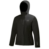 Helly Hansen Women's Seven J Waterproof Jacket Black - Medium