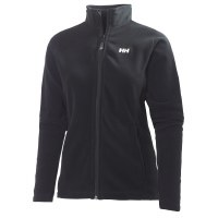 Helly Hanson Women's Daybreaker Full Zip Fleece Black - Large