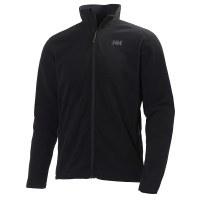 Helly Hansen Day Breaker Men's Fleece Full Zip Jacket Black - XLarge