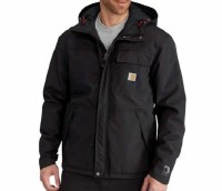 Carhartt Insulated Shoreline Jacket (Black) XLarge