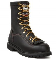 Georgia Men's Insulated Gore-Tex Low-Heel Logger Work Boot - Size 13