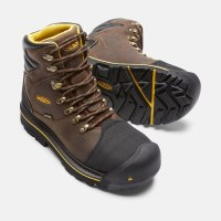 Keen Men's Milwaukee KeenDry Work Boot - Size 8