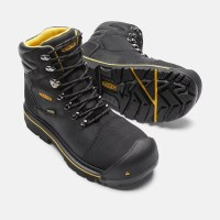 Keen Men's Milwaukee KeenDry Steel Toe Work Boot - Size 11