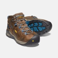 Men's Keen Detroit Mid Waterproof Boot - Size 8