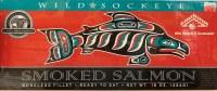 16 0z. Wild Smoked Sockeye Salmon