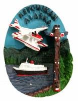 Ketchikan Alaska Magnet