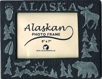 Slate Alaska 5x7 Picture Frame