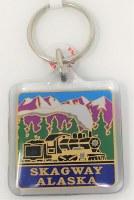 Skagway Keychain