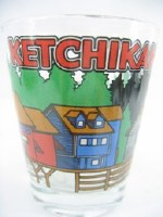 Ketchikan Shot Glass