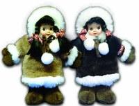 "13"" Eskimo Doll"