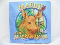 Maddy The Moose Board Book