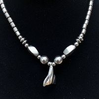 "16"" Whales Tail Necklace"