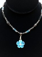 "18"" Forget Me Not Necklace"