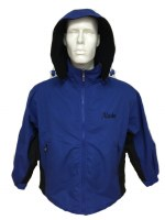 2 Tone Jacket Blue - Large
