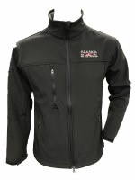Men's Softshell Jacket Black - Large