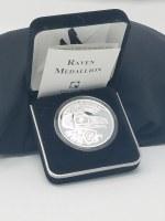 Alaska Collectible Coin Totemic Raven