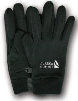 Black Alaska Summit Gloves - Large/XLarge