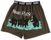 Moon River Adult Boxers - Medium