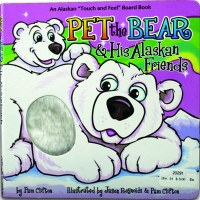 Pet the Bear & His Alaskan Friends