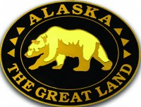 Greatland Bear Decal
