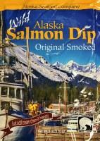 Alaska Smoked Salmon Dip