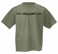 Warrior Band Wash Tee - Large