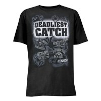 Ship Deadliest Catch TShirt - Medium