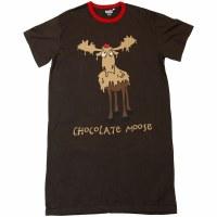 "Nighshirt ""Chocolate Moose"""