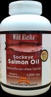 Sockeye Salmon Oil Pills