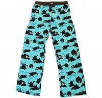 Lazy One Jr. Pajama Pants Bearly Awake - XSmall