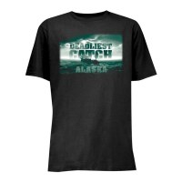 Deadliest Catch Stormy Sea Tee - Medium