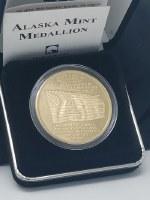 Alaska Collectible Coin Pledge of Alleigiance