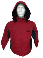 2 Tone Jacket Red/Navy - XSmall