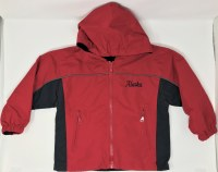Kid's Red/Navy 2 Tone Jacket - XSmall
