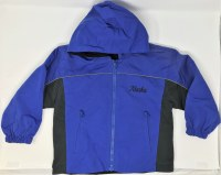 Kid's Royal/Black 2 Tone Jacket - XSmall