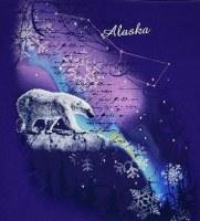 Polar Bear Stars Tee 4XL